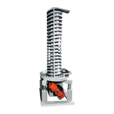 Saideep Vertical Spiral Conveyor Vibratory Spiral Elevator