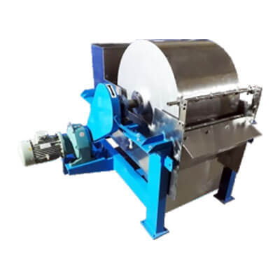 Saideep Wet drum magnetic separator